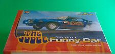 Pontiac 1969 GTO Funny Car 1:25 scale Model Car Kit AMT/Ertl