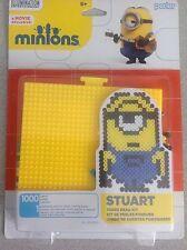 Perler Fused Bead Kit - Minions, Stuart