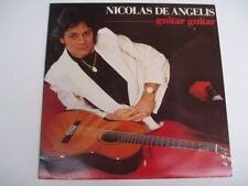 NICOLAS DE ANGELIS - Guitar Guitar - LP RECORD