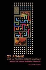 QS. An-Nur : With du'a in Bahasa Indonesia Translation by Rizki Ramadhani...
