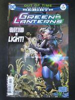 GREEN LANTERNS #31 - NOVEMBER 2017 - DC Comic # 2G62