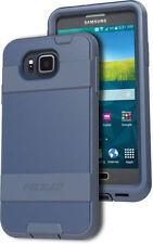 Étuis, housses et coques bleu en plastique rigide pour téléphone mobile et assistant personnel (PDA)