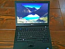 Dell Latitude E6400 14in Intel 3.06Ghz 8Gb Ram 500Gb Hdd Nvidia Windows 10 Pro