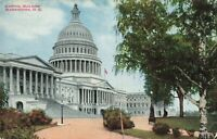 Postcard Capitol Building Washington DC