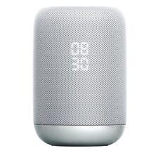 Sony Google Assistant Built-in Wireless Speaker - White Silver