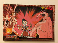 Dragon Ball Z Skill Card Collection (Cartes à  Collectionner)  N69 Version FR