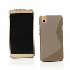 Custodie preformate/Copertine nero Per Huawei Honor 7 per cellulari e palmari