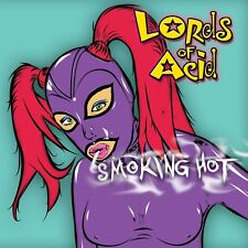 LORDS OF ACID - SMOKING HOT   CD NEU