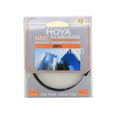HOYA 72mm Slim MC Multi-Coated Filter Lenses for Canon Nikon Sony HMC UV(C) Lens