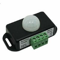 DC 12V-24V 8A Automatic Infrared PIR Motion Sensor Switch For LED Light