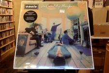 Oasis Definitely Maybe 2xLP sealed vinyl + download