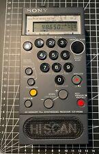 ICF-PRO80 Sony Weltempfänger mit SSB Amateurfunk Kurzwelle Radio Funktechnik