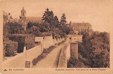 BF5912 langres remparts vue prose de la place ferjeux france      France
