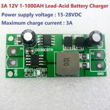 12V 3A 1-1000AH Lead-Acid Battery Dedicated Charger Module Board for UPS Car