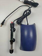 Tetra Whisper 100 Quiet Aquarium Air Pump & Marine land 50 watt sub Heater