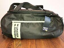 Under Armour New Roland Medium Duffle Bag Men's OSFA 1350092 Baroque Green