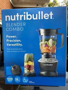 NutriBullet® Blender Combo with Single Serve Cups, 1000W