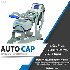 Stahls Hotronix Auto-Open Cap Heat Press >> FREE FedEx Ground Shipping <<