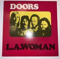 THE DOORS L.A. WOMAN RECORD ALBUM 1971