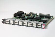 Cisco Switch Module WS-X6516-GBIC 16 Port Gigabit Ethernet Switch