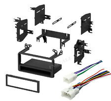 ★ COMPLETE TOYOTA CAR STEREO RADIO INSTALL MOUNTING DASH KIT & WIRING HARNESS ★