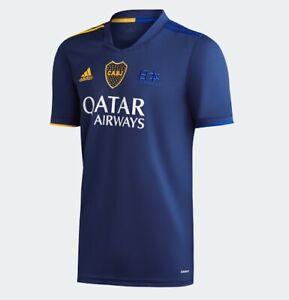 Boca Juniors away 4th soccer jersey (2020/2021)