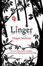 New, Linger, Maggie Stiefvater, Book