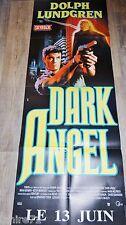 DARK ANGEL  !  dolph lundgren affiche cinema