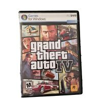Grand Theft Auto IV PC DVD, Games for Windows Disk 2 and Poster Lollipop Girl