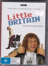 Little Britain - The Complete Second Series - DVD (Brand New Sealed) Region 4