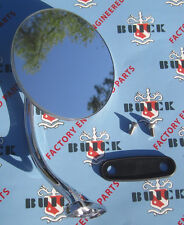 1948-1953 Buick RH Outside Rear View Mirror. Show Quality. Identical to Original
