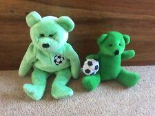 Kicks Beanie football bear and other non beanie football bear