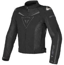 Saldi Dainese Super speed tex nera giacca taglia 54