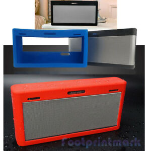 Travel Pouch Bumper Cover Case Bag for BOSE SoundLink III 3 Bluetooth Speaker