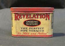Vintage Revelation Smoking Mixture Tin Trial Size