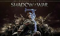Middle-earth: Shadow of War | Steam Key | PC | Digital | Worldwide |