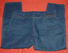 Mens JEANS RUSTLER Dark Blue Denim 42x30