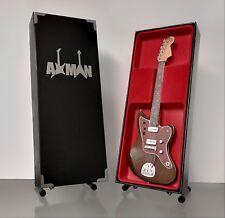 Elvis Costello: Fender Jazzmaster - Guitar Replica Miniature (UK Seller)
