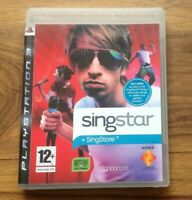 SingStar Sony Playstation 3 PS3 12+ Music Game. Free UK Postage