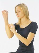 COMPRESSANA Handgelenk-Bandage (Länge: 8cm) - hautsympathisch, atmungsaktiv