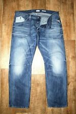 Replay Mid Rise 32L Jeans Faded for Men