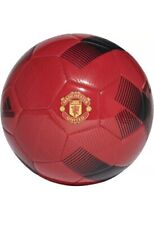Adidas Manchester United Soccer Ball Size 5 Red And Black
