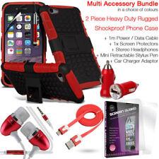 Étuis, housses et coques rouge simples Samsung Galaxy S8 pour téléphone mobile et assistant personnel (PDA)