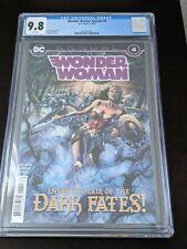 Wonder Woman Annual #4 CGC 9.8 1st appearance of Yara Flor