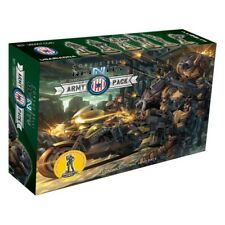 Infinity - USARIADNA army pack - English + French rules