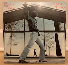 BILLY JOEL GLASS HOUSES Original Vinyl LP COLUMBIA RECORDS FC 36384