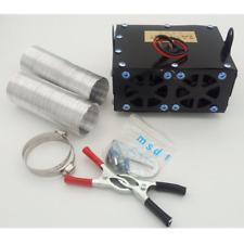12V 600W Entfroster Pkw Autoheizung Windschutzscheiben Defroster Gebläse Schwarz