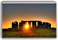 Stonehenge Fridge Magnet 04