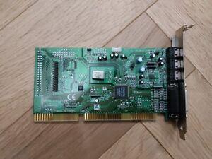 Crystal CX4237B-XQ3 ISA Sound audio card 90.18620.007 DOS