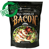Member's Mark Real Crumbled Bacon 20 oz.  *BEST DEALS IN USA*